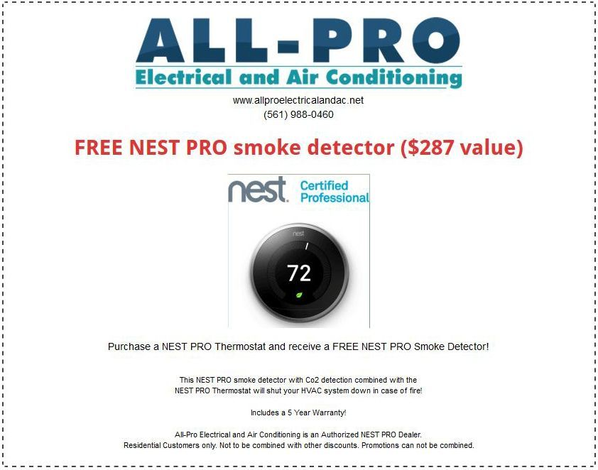 All-Pro Electrical and Air Conditioning | AC Repair | Boca Raton FL