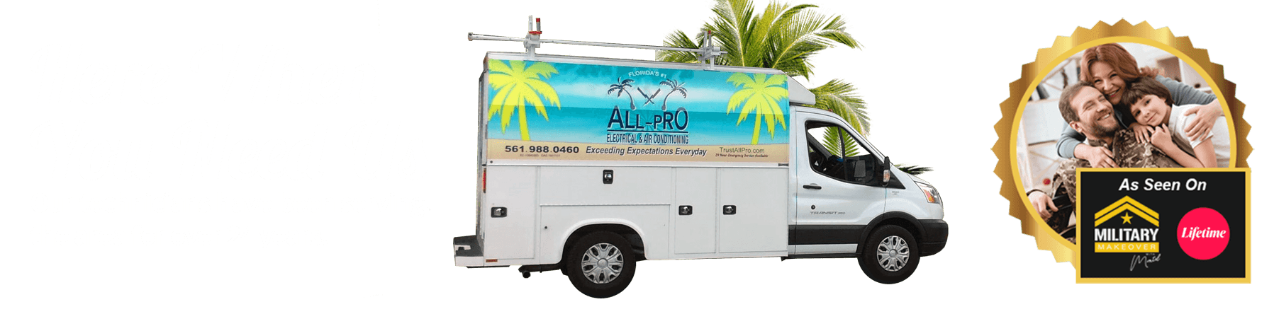 All-Pro Electrical & Air Conditioning Boca Raton Florida